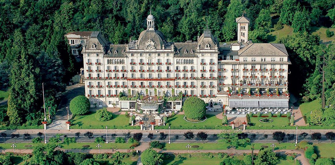 Stresa Grand Iles des Borrommes hotel