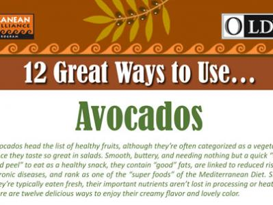 12 Great Ways to Use Avocados