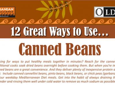 12 Great Ways to Use Canned Beans