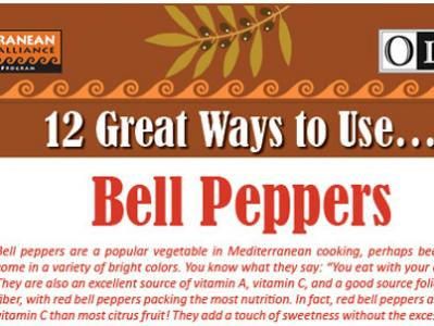 12 Great Ways to Use Bell Peppers