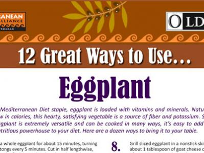 12 Great Ways to Use Eggplant