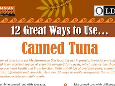 12 Great Ways to Use Canned Tuna
