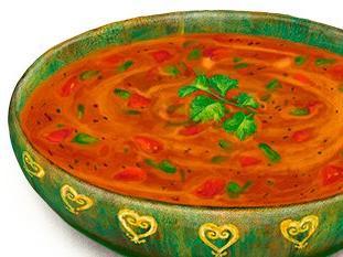 African Peanut Soup