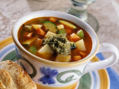 Eat Your Veggies Chicken Soup