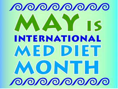 May is Med Diet Month