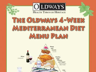 Mediterranean Diet 101 Brochure | Oldways